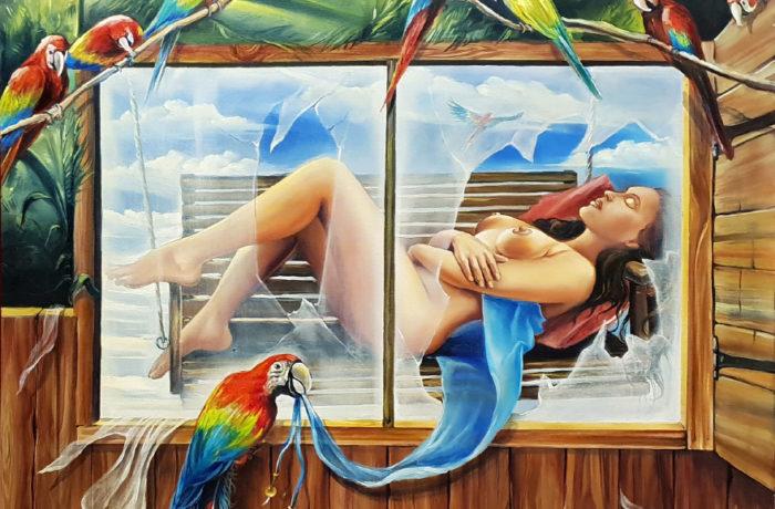 Painting: Dream