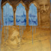 Painting: Bach – St. Matthew Passion