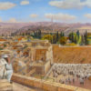 Painting: Birkat Kohanim
