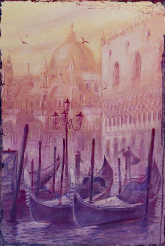 Painting: Chopin – Piano Concerto No.2