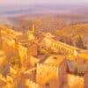 Painting: City Walls