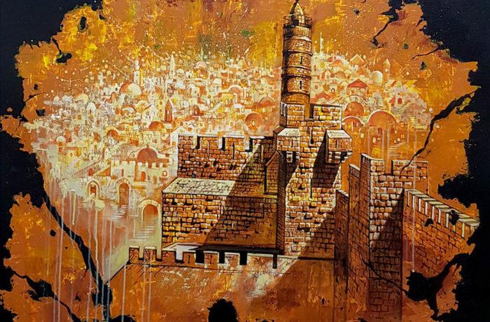 Painting: City of David