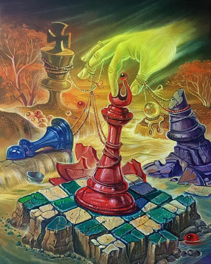 surrealism artwork