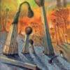 Painting: Escape