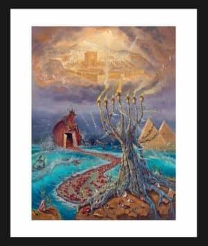 exodus art