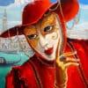 Painting: Fortune Teller