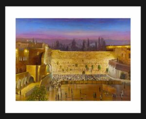 kotel at night picture
