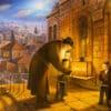 Painting: Hanukkah in Jerusalem