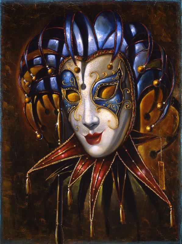 Original Oil Painting: Harmony
