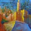 Painting: Heavenly Jerusalem