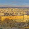 Painting: Holy Jerusalem