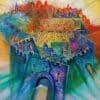 Painting: Indivisible Jerusalem