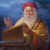 Painting: Jeremiah the weeping prophet