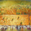 Painting: Jerusalem – Light to the nations