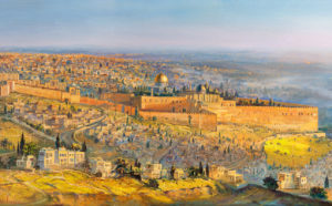 hills jerusalem