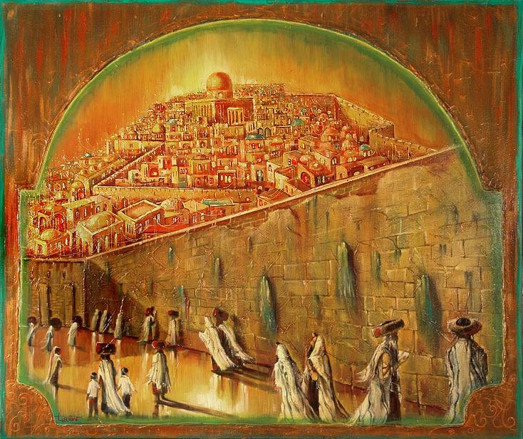 Alex Levin - Jerusalem of Gold