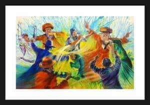 jewish dance picture