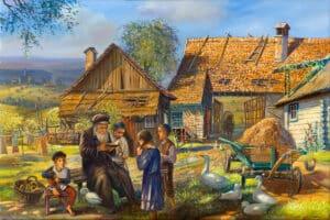 Jewish Paintings