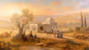Alex Levin - Journey to pray with Rachel