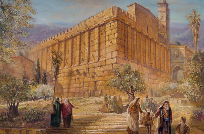 Original Oil Painting: Maarat Hamachpela
