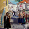 Painting: Mea Shearim