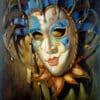 Painting: Medusa Colombina-Violin