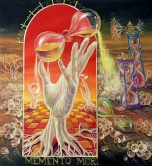 surrealist painting alex levin
