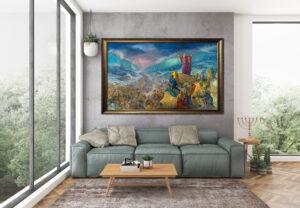 jewish wall decor
