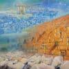 Painting: Next Year in rebuilt Jerusalem