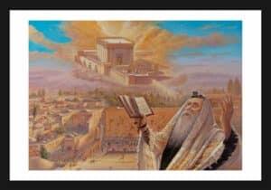 praying for jerusalem