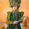 Painting: Queen of Venice