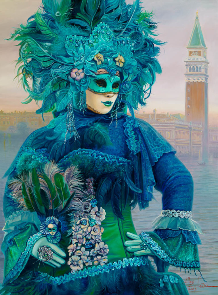 Contemporary Venice Paintings