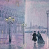 Painting: Rachmaninov – Elegie in E flat minor