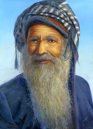 jewish portrait