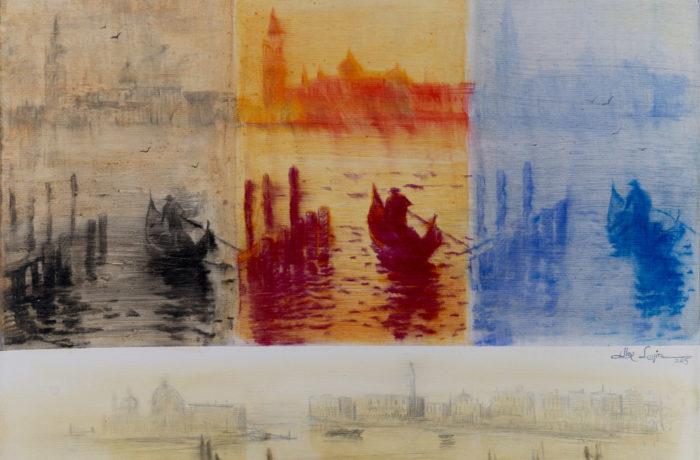 Painting: Schubert – Serenade