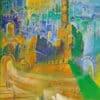 Painting: Shabbat in Jerusalem