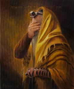 torah praying jewish shema yisrael