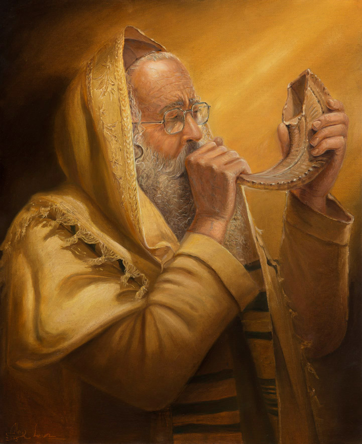 Sounding of the Shofar