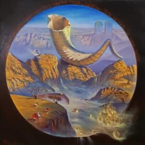jewish history contemporary painting