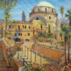 Painting: Steps to Zion