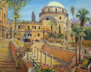 hurva synagogue