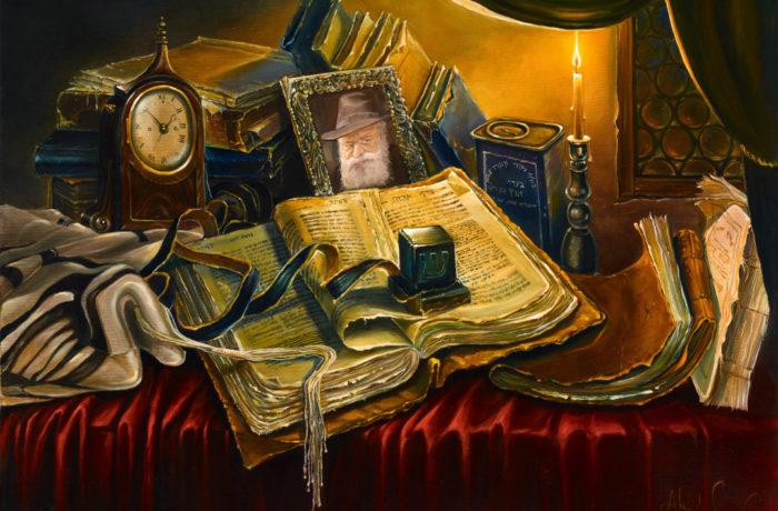 Original Oil Painting: Still Life