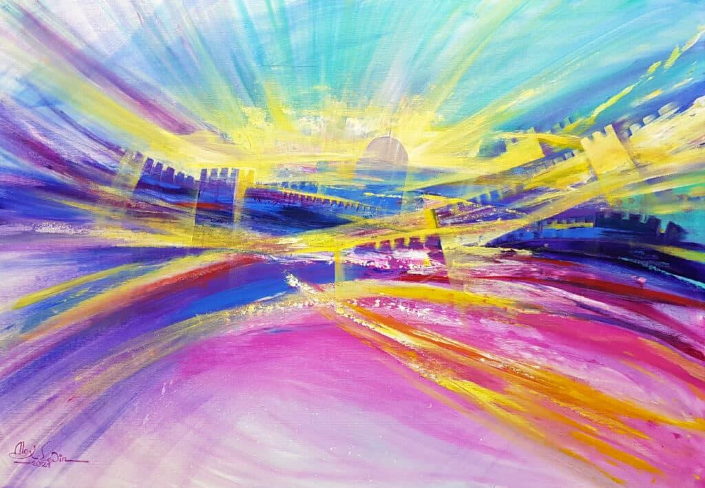 jerusalem abstract