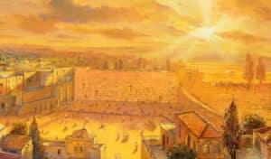 kotel picture jerusalem