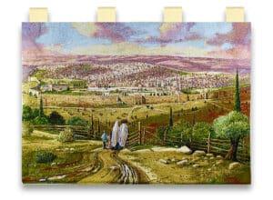 jewish tapestry