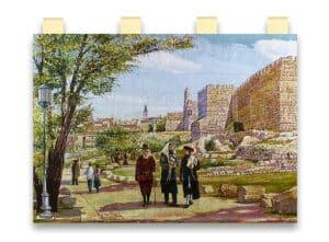 jerusalem tapestry