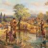 Painting: Tashlich