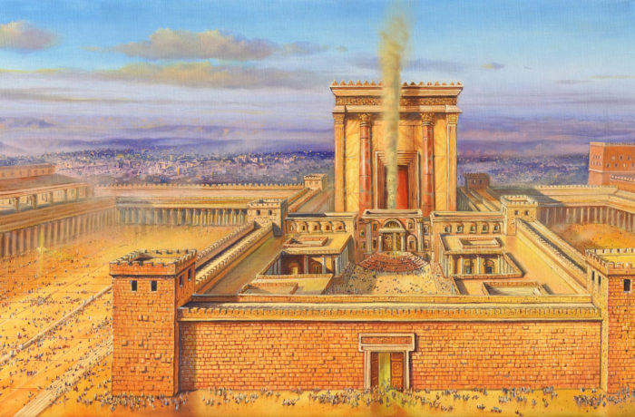 Painting: Temple – The Soul of Jerusalem