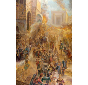destruction of jerusalem temple