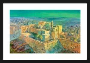 heavenly Jerusalem picture